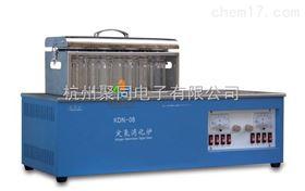 阳江市聚同品牌数显井式消化炉JTKDN-12A产品说明