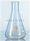 进口玻璃三角烧瓶 肖特三角烧瓶