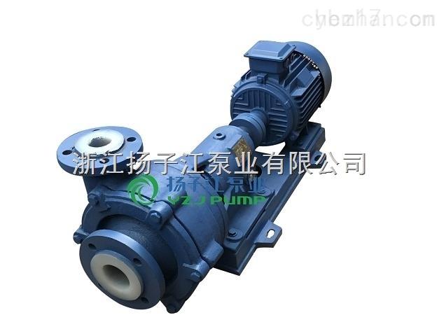 污水泵生产厂家 耐腐耐磨砂浆泵 化工污水泵