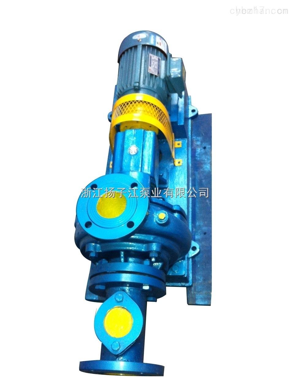 无阻塞纸浆泵造纸厂泵 两相流糖浆泵 工业污水杂质泵