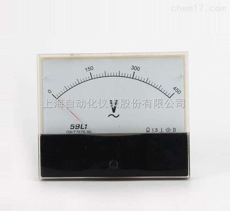 一厂84l4-v方形交流电压表用途: 嵌入安装在船舶,机车,电站,矿山冶金