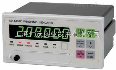 AD-4408C CC-Link总线重量显示器 AD-4408C电流环输出控制器
