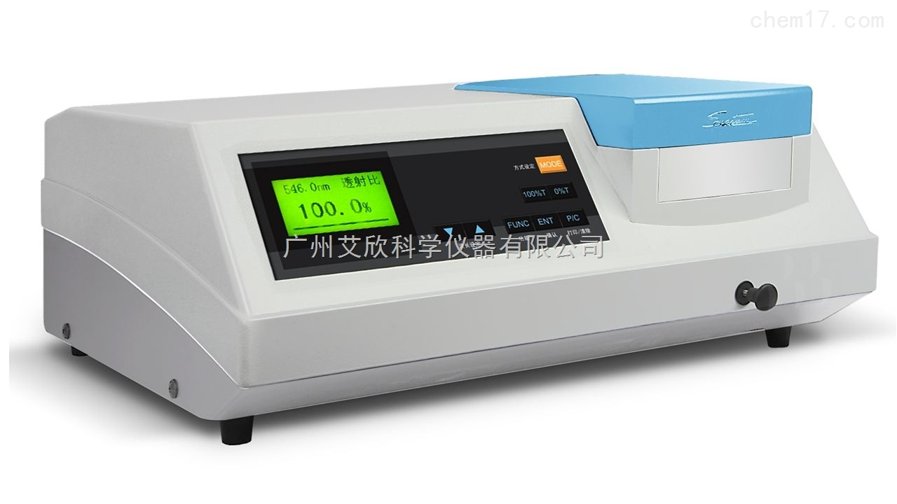 SP-754紫外分光光度计