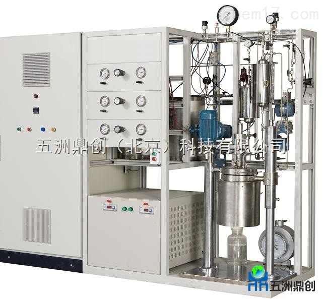 WZDC催化剂评价装置 全自动费托合成实验装置 管式反应器