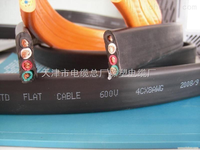 GKFB-6kv 3*35+3*16/3 高压扁电缆价格