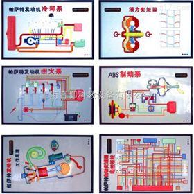 YUY-SJB11东风EQ1118G汽车程控电教板