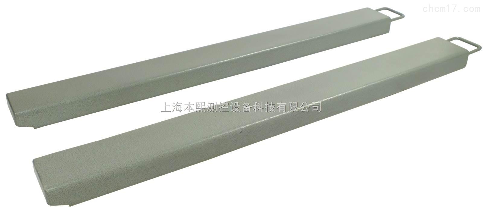 上海带USB接口条形地磅秤2T