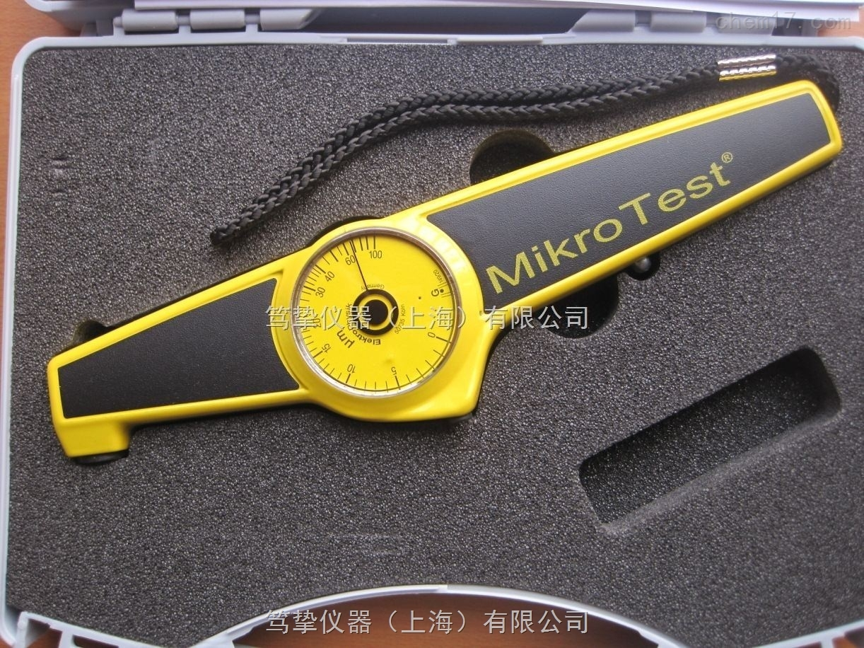 MIKROTEST G6机械式测厚仪麦考不应求
