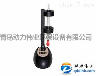 电子皂膜流量计 专用校准环境采样器 高精度2~2000ml/min