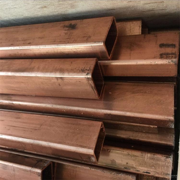 邯郸紫铜方管价格,脱脂铜管价格,外螺纹紫铜管价格