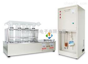 連雲港菠萝app在线观看18廠家直銷定氮蒸餾器JTKDN-C工作原理