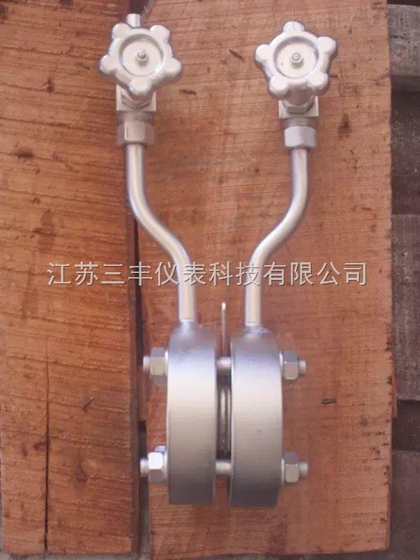 管道焊接式孔板流量计