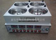 SHJ-4D水浴磁力攪拌器(4孔單獨攪拌)