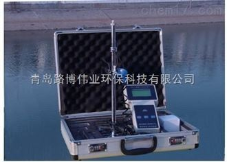 LB-JCM2大坝水库水渠水质流速流量测定仪厂家