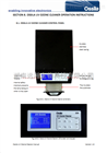 Ossila紫外線臭氧清洗機