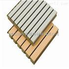 生产体育馆槽木吸音板