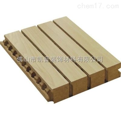 生产电影院防火木质吸音板