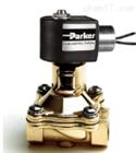 美国parker派克二通常闭电磁阀