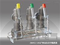 ZW43-12/630改編ZW44-12F/630戶外交流真空斷路器大圖