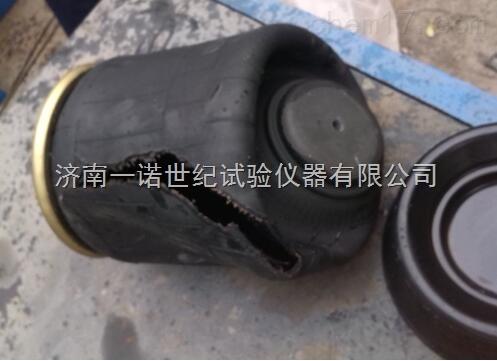 弹簧爆破试验机做试验的安全防范