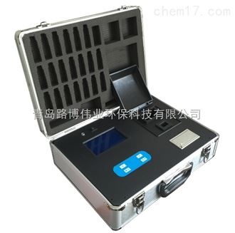 LB-XZ-025污水家庭用水25参数水质检测仪低价