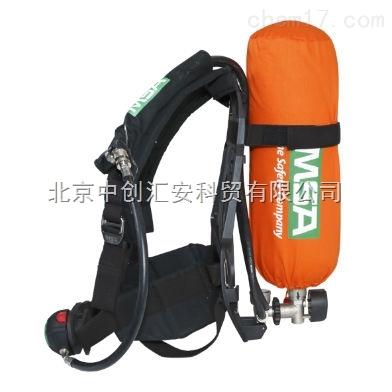 梅思安AX2100雙表消防正壓空氣呼吸器