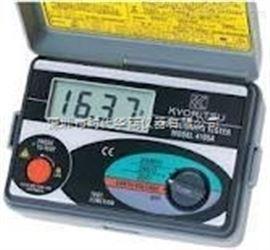 日本共立kyoritsu 4105A手持式接地电阻测试仪日本4105A电阻计