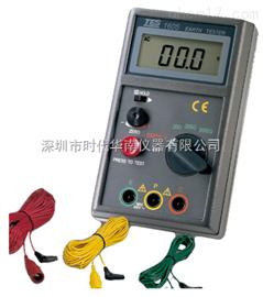 中国台湾泰仕TES-1605手持式接地电阻计TES-1605