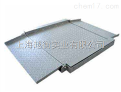 带引坡移动式电子地磅 5吨移动电子地磅厂家
