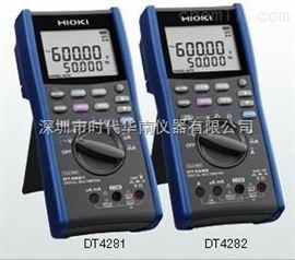 日本日置DT4281数字万用表