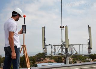 青岛动力手持电磁辐射分析仪使用指南手册