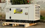 四缸12kw水冷静音柴油发电机