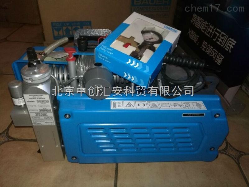 梅思安進口100TW單相電機高壓空氣壓縮機