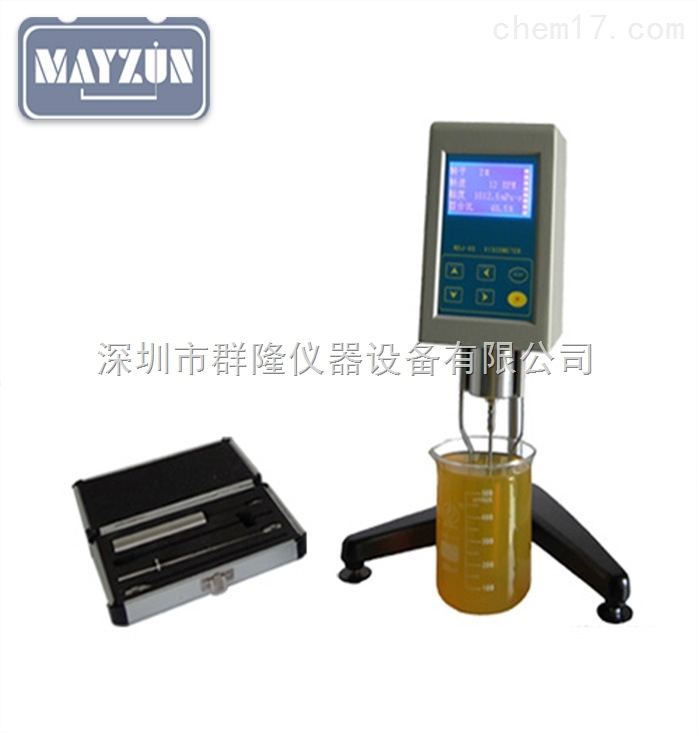 PU面油墨粘度计、PET粘稠度测试仪