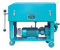 BASY板框式加压滤油机使用方法