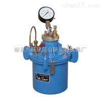 测定混凝土拌合物的含气量、含气量测定仪
