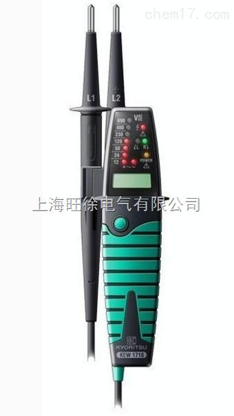 KEW 1700/1710电压/相序表