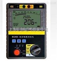 *BC2403绝缘电阻测试仪