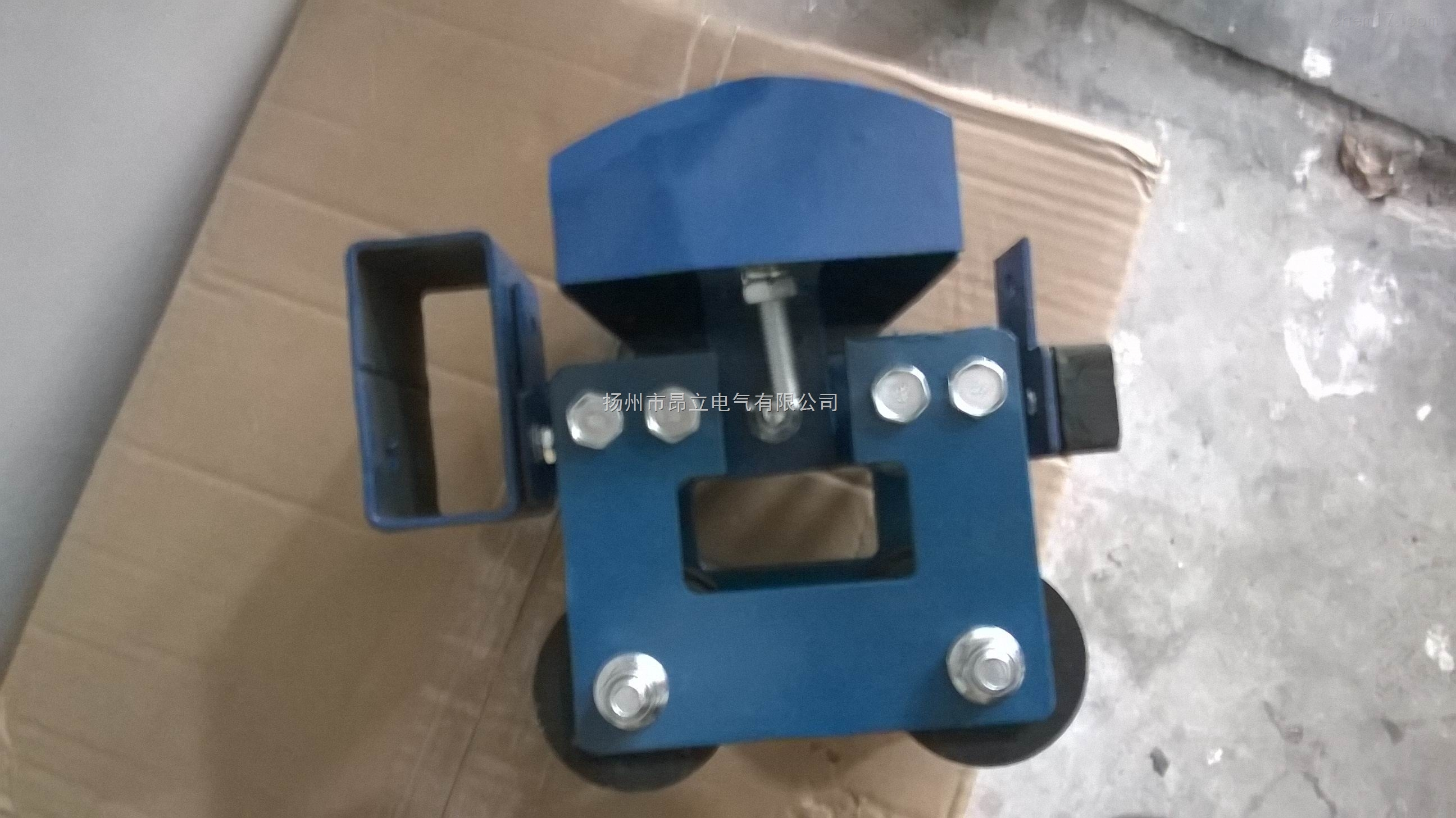 工字钢滑车/工字钢电缆滑车/10#工字钢中间台车