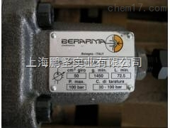 意大利BERARMA叶片泵