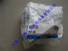 SMC手动阀VH210-02