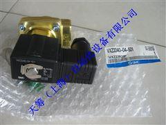 SMC电磁阀VXZ2240-04-5D1