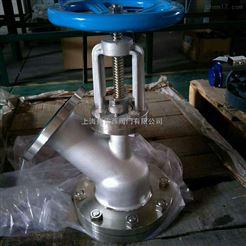 手动放料阀 304不锈钢放料阀  用于放料上所用广泛使用在化工、石油、冶金等行业。