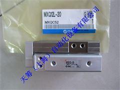 SMC气动滑台MXQ12L-20