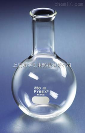 美国PYREX长颈平底烧瓶