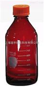 CORNING康宁PYREX棕色玻璃试剂瓶100ml