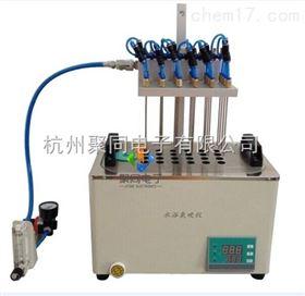 合肥聚同品牌48位JT-DCY-48SL水浴氮吹仪生产厂家、限时抢购