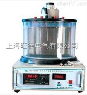 SYD-265C運動粘度測定器技術參數