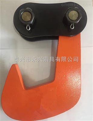 供应PDQ型横吊单板起重钳厂家