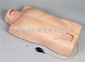 中心静脉穿刺注射躯干模型|临床诊断实训模型